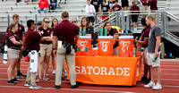 Joel Luedke & Athletic Trainers